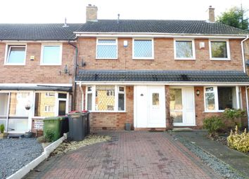 Thumbnail 2 bedroom terraced house for sale in Manor House Lane, Water Orton, Birmingham
