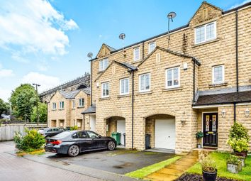 Thumbnail 4 bed town house for sale in Dale View, Longwood, Huddersfield