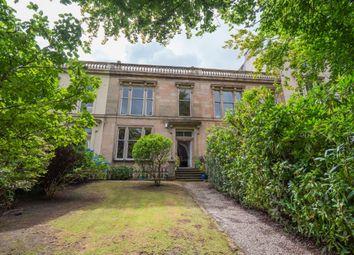Thumbnail Town house for sale in Hamilton Drive, Botanics, Glasgow