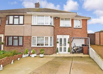 4 bed semi-detached house for sale in Nickleby Close, Rochester, Kent ME1