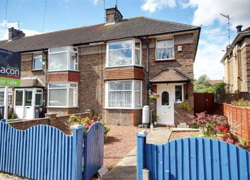 Thumbnail 3 bed end terrace house for sale in Dominion Road, Broadwater, Worthing, West Sussex