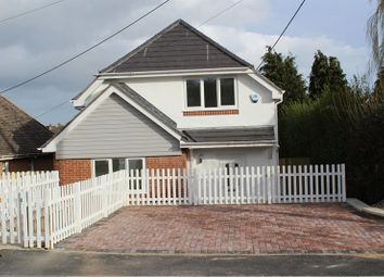 3 bed detached house for sale in Wareham Road, Lytchett Matravers, Poole BH16