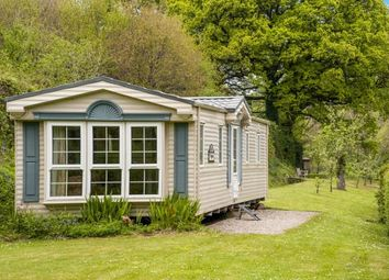 Thumbnail 2 bed mobile/park home for sale in Stoneycombe, Newton Abbot, Devon