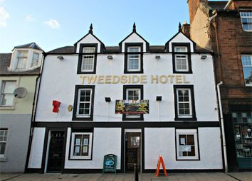 Thumbnail Hotel/guest house for sale in Peebles Road, Innerleithen