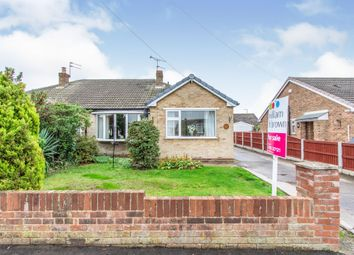 Thumbnail 3 bed semi-detached bungalow for sale in Sheridan Road, Barnby Dun, Doncaster