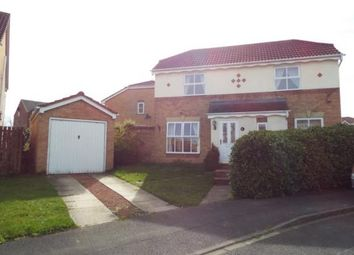 Thumbnail 3 bed detached house for sale in Cookson Way, Brough With St. Giles, Catterick Garrison, North Yorkshire
