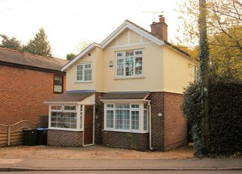 Thumbnail 3 bed detached house for sale in St Johns, Woking, Surrey