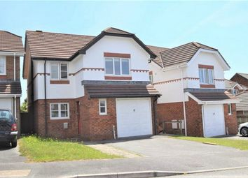 Thumbnail 5 bed detached house for sale in The Gluyas, Goldenbank, Falmouth