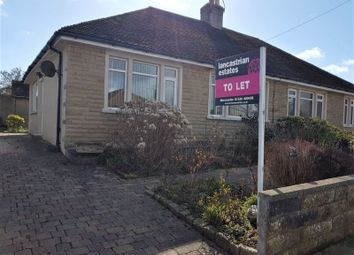 Thumbnail 2 bed semi-detached bungalow to rent in Tranmere Avenue, Heysham, Morecambe