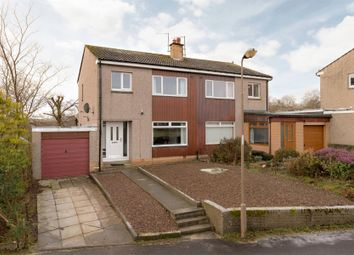 Thumbnail 3 bed property for sale in Mauricewood Rise, Penicuik, Midlothian