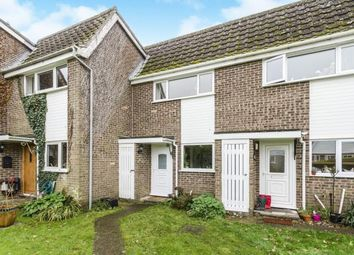 Thumbnail 2 bed terraced house for sale in Calmore, Southampton, Hampshire