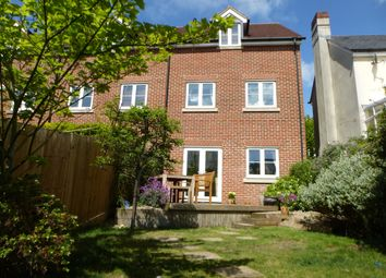 Thumbnail 4 bed end terrace house for sale in Hill Road, Laverstock, Salisbury