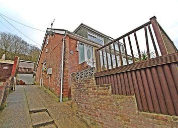 Thumbnail 2 bedroom semi-detached house for sale in Hillcrest Drive, Glynfach, Porth, Rhondda Cynon Taff