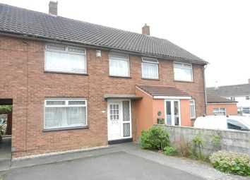Thumbnail 3 bed terraced house for sale in Hungerford Road, Brislington, Bristol