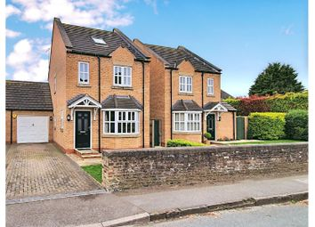 Thumbnail 4 bed detached house for sale in Figham Road, Beverley