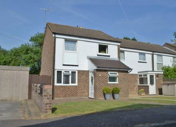Thumbnail 3 bedroom end terrace house for sale in Horley, Surrey