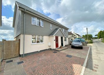 Thumbnail 3 bed semi-detached house for sale in Meadowside, Whitstone, Holsworthy