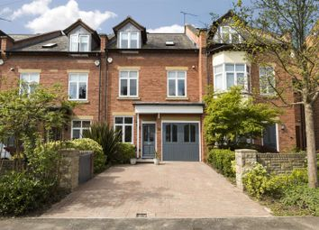 Thumbnail 4 bed town house for sale in Albany Terrace, Leamington Spa