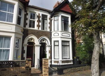 Thumbnail 3 bed terraced house for sale in University Place, Splott, Cardiff