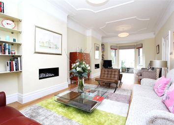 Thumbnail 5 bedroom end terrace house to rent in Englewood Road, Clapham South, London
