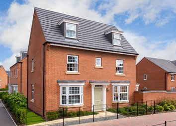 "4 bed detached house for sale in ""Hertford"" at Lindhurst Lane, Mansfield NG18"
