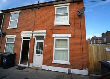 Thumbnail 3 bed terraced house for sale in Wellesley Road, Ipswich