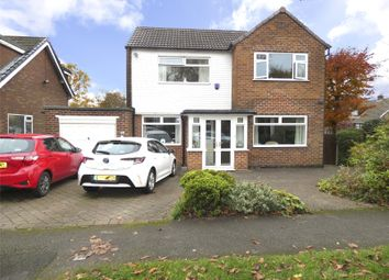 Thumbnail 3 bed detached house for sale in Kirkby Road, Culcheth, Warrington