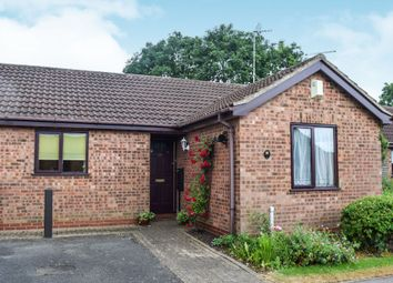 Thumbnail 2 bed semi-detached bungalow for sale in Nightingale Court, Gunthorpe, Peterborough