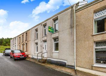3 bed terraced house for sale in Western Terrace, Blaengwynfi, Port Talbot SA13