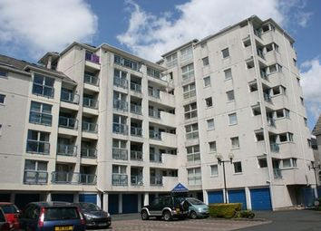 Thumbnail 2 bed flat to rent in Compass House, Mariners Court, Sutton Harbour, Plymouth