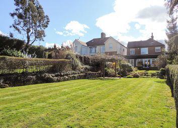 Thumbnail 4 bed detached house for sale in The Baulk, Worksop