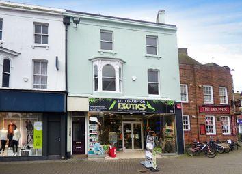Thumbnail Maisonette for sale in High Street, Littlehampton