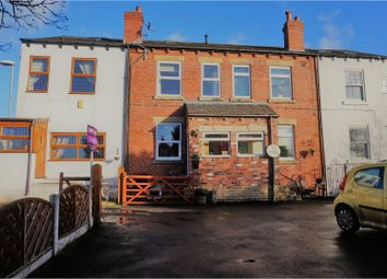 Thumbnail 2 bed terraced house for sale in Woodside View, Wakefield