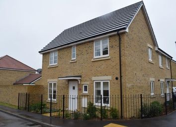 Thumbnail 3 bed semi-detached house for sale in Hawk Road, Brympton, Yeovil