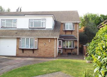 Thumbnail 5 bed semi-detached house for sale in Norheads Lane, Biggin Hill, Westerham, Kent