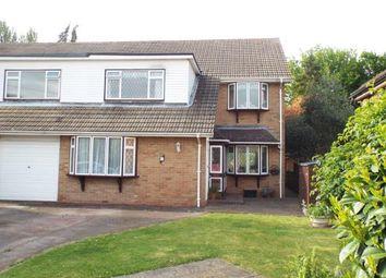 Thumbnail 4 bedroom semi-detached house for sale in Norheads Lane, Biggin Hill, Westerham, Kent
