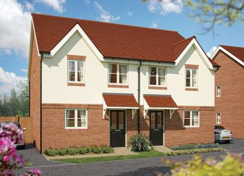 "Thumbnail 2 bed semi-detached house for sale in ""The Kingston"" at Cornfield Way, Worthing"