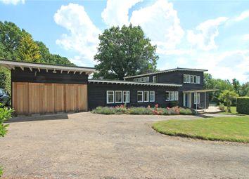 Upper Green Road, Shipbourne, Tonbridge, Kent TN11. 6 bed detached house for sale