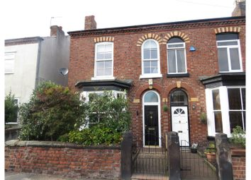 Thumbnail 2 bedroom end terrace house for sale in York Road, Crosby