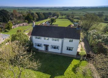 Thumbnail 4 bedroom detached house for sale in Martock Road, Long Load, Langport