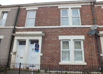 Thumbnail 2 bed flat to rent in Tamworth Road, Newcastle Upon Tyne