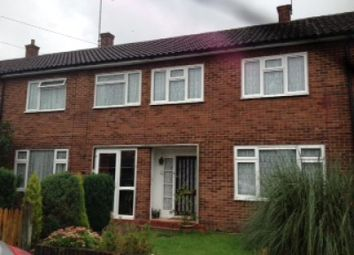 Thumbnail 3 bed terraced house to rent in Rossiter Close, Langley, Slough
