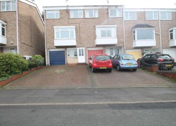 Thumbnail 3 bed town house to rent in Whitestone Road, Halesowen, West Midlands, 3Pu