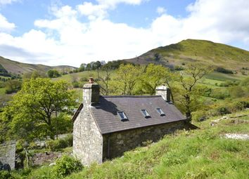 Thumbnail 2 bed detached house for sale in Llangynog, Oswestry