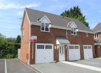 Thumbnail 2 bed property to rent in Oysell Gardens, Fareham