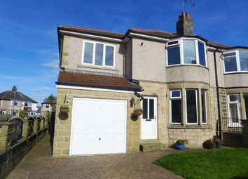 Thumbnail 4 bedroom semi-detached house for sale in Sunnybank Crescent, Yeadon, Leeds