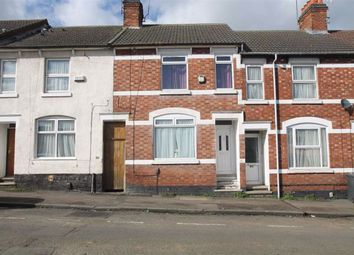3 bed terraced house for sale in Russell Street, Kettering NN16