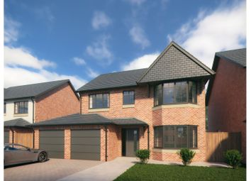 4 bed detached house for sale in Drury Lane, Buckley CH7