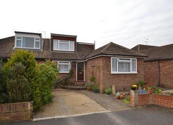 Thumbnail 4 bed bungalow for sale in Weymead Close, Chertsey