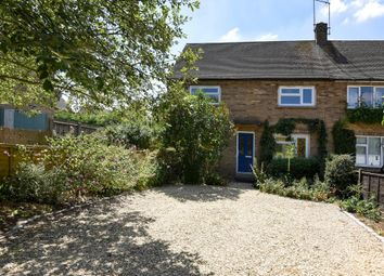 Thumbnail 2 bed end terrace house for sale in Bledington, Oxfordshire